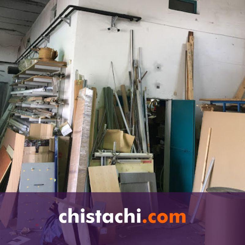 Фирма за почистване на боклуци от мазета
